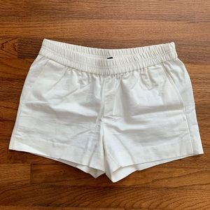 J. Crew EUC pull on shorts